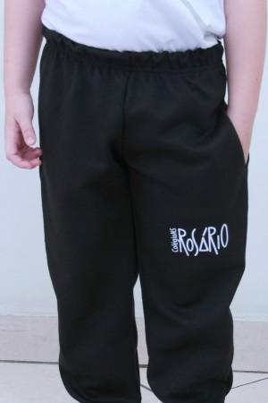 Calça Polialgodão Juvenil S/ Felpa Rosário
