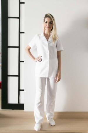 Conjunto de Enfermeira com Lese