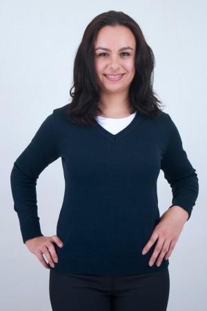 Blusa de Lã Feminina (2 fios)
