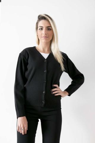 Casaco de Lã Feminino